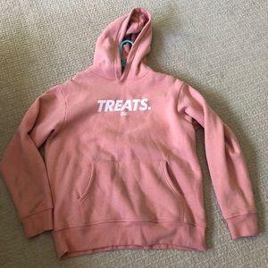 Kith Treats Hoodie Size Men Medium Pink